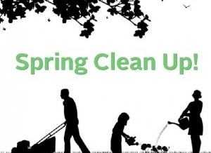 Spring Cleanup & BBQ